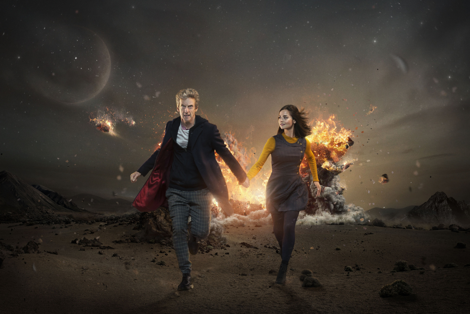 6 Doctor Who series 9 spoilers: Zygons, Osgood and… trousers?