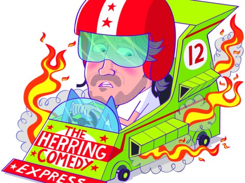 Richard Herring: I'm going back to my own future