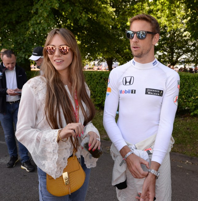 Jenson and Jessica were targeted as they slept in their holiday villa (Picture: Paul Jacobs/WENN.com)