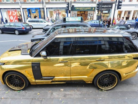 Councils are getting tough on supercars in London
