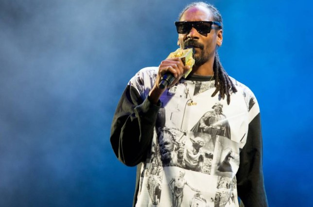 Mandatory Credit: Photo by RMV/REX Shutterstock (4917614i)  Snoop Dogg  Y Not Festival, Pikehall, Derbyshire, Britain - 31 Jul 2015