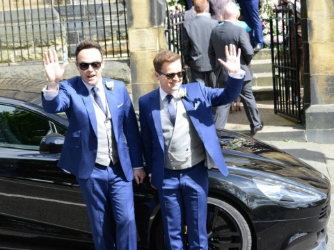 Declan Donnelly and Ali Astall wedding: Simon Cowell will be missing his pal's big day