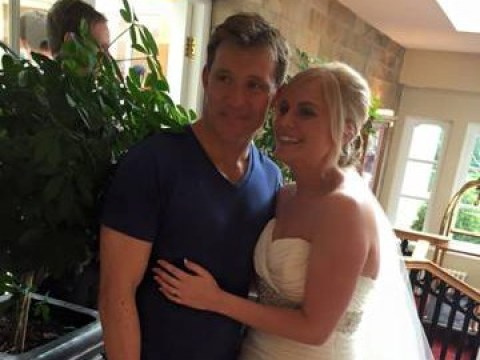 Declan Donnelly's famous wedding guests surprise another bride and groom at same venue