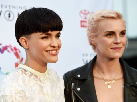 Ruby Rose's fiancee Phoebe Dahl talks love at first sight as she admits she 'wants a big wedding'