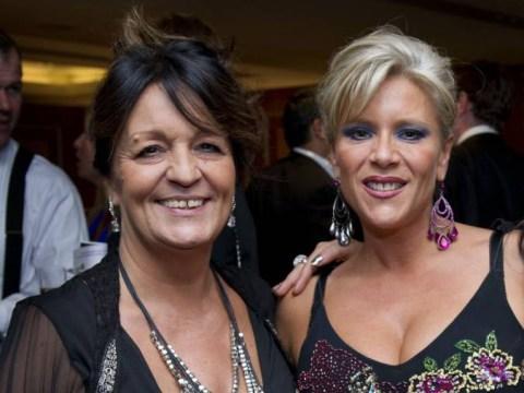 Devastated Samantha Fox confirms her partner Myra Stratton has died