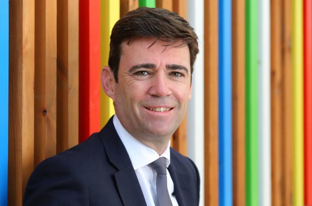 Andy Burnham will run for mayor of Manchester