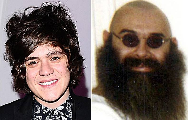 X Factor reject Frankie Cocozza in bizarre music collaboration with notorious prisoner Charles Bronson