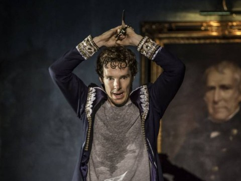 Benedict Cumberbatch's Hamlet won't be opening his performance with 'To be or not to be' anymore