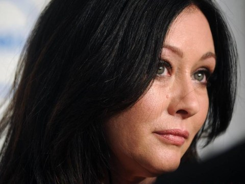 Beverly Hills 90210 and Charmed star Shannen Doherty reveals she has breast cancer