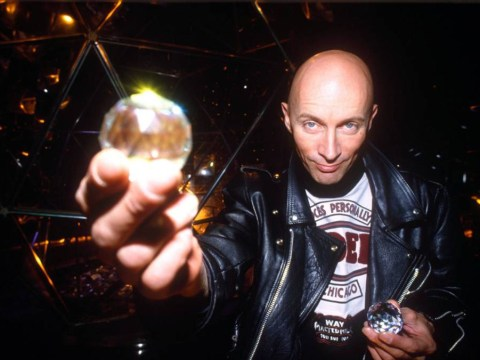 Richard O'Brien WILL be returning to the Crystal Maze