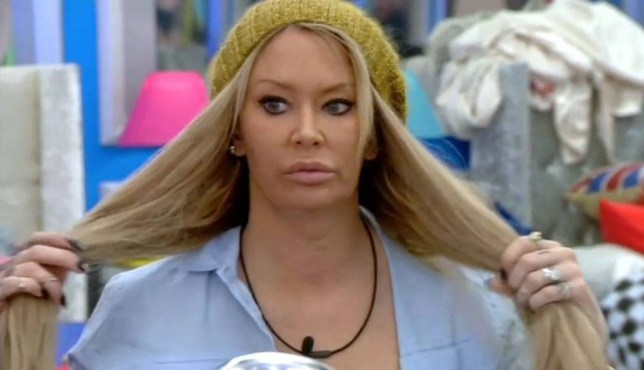 Editorial Use Only Mandatory Credit: Photo by REX Shutterstock (5011676h) Jenna Jameson 'Celebrity Big Brother: UK vs USA' TV show, Elstree Studios, Hertfordshire, Britain - 30 Aug 2015