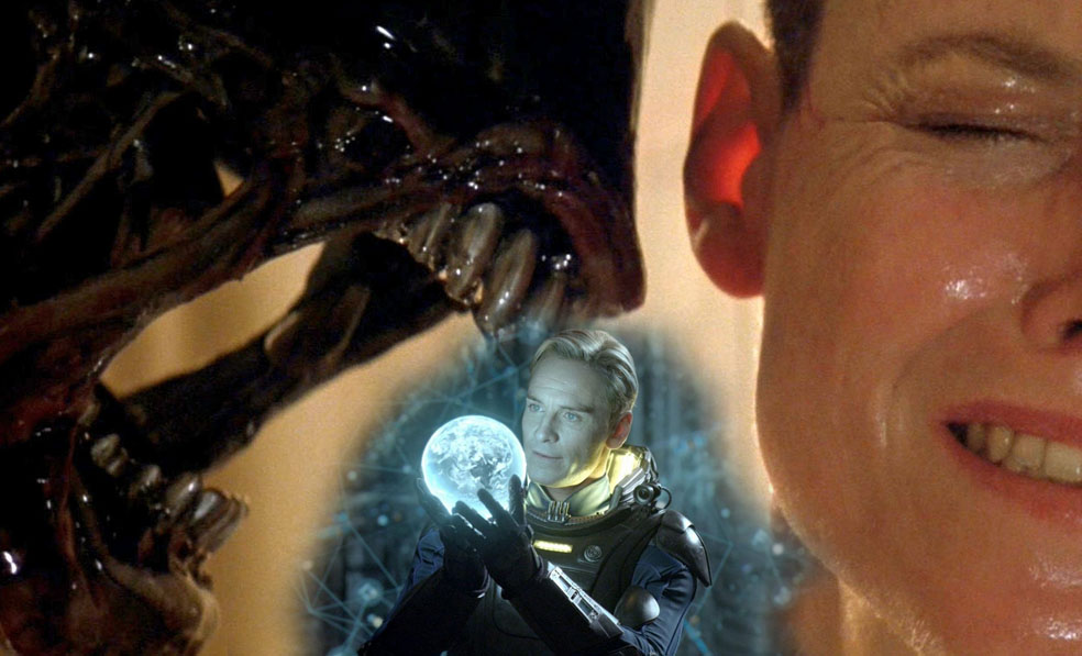 Ridley Scott's Prometheus 2 is coming out before Neill Blomkamp's Alien 5