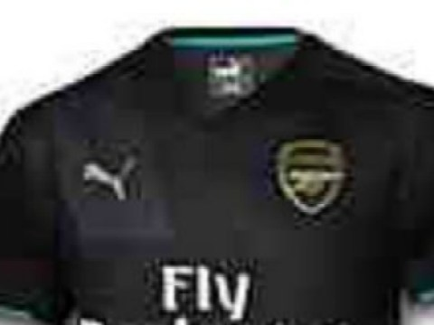 Arsenal 2015/16 third kit 'leaked on official website before launch'