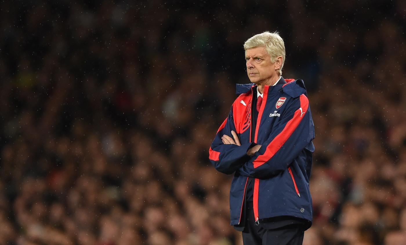 Arsene Wenger talks up last-minute Arsenal signing and hints at manic end to transfer window