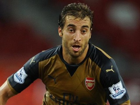 Mathieu Flamini 'demands huge payoff to leave Arsenal after rejecting transfers away'