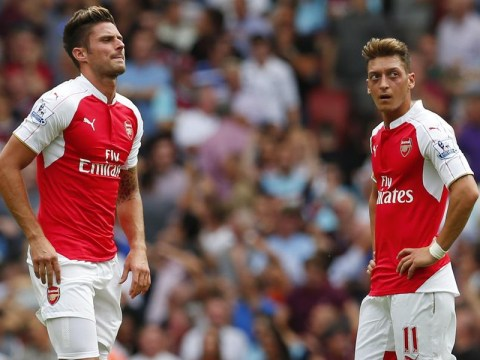 Stats show Mesut Ozil would be devastating playmaker if Arsenal had better strikers