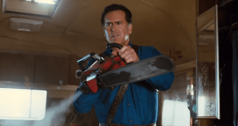 Ash Vs Evil Dead: Bruce Campbell is back fighting the undead in new trailer