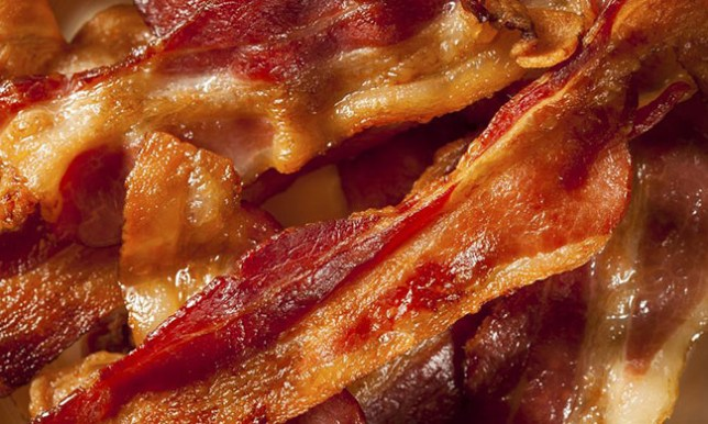 cook crispy bacon in the microwave