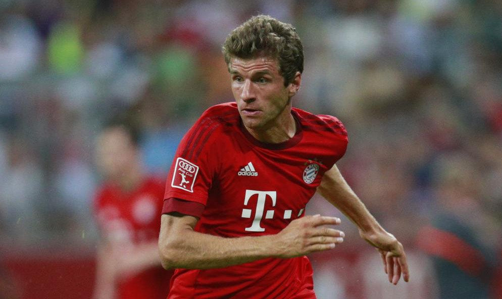 Manchester United had £85million bid rejected for Thomas Muller last summer, claims Bayern Munich's finance partner