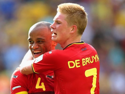 Vincent Kompany admits he wants Manchester City to sign Kevin De Bruyne