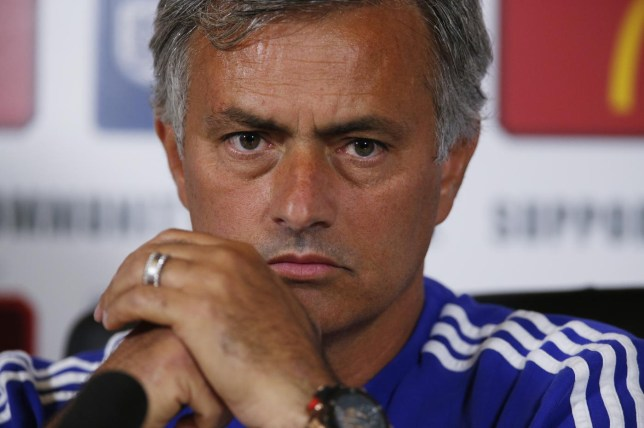 Chelsea manager Jose Mourinho during the Press Conference Andrew Couldridge/Reuters