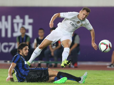 Liverpool 'beaten to transfer of Real Madrid winger Denis Cheryshev by Valencia'