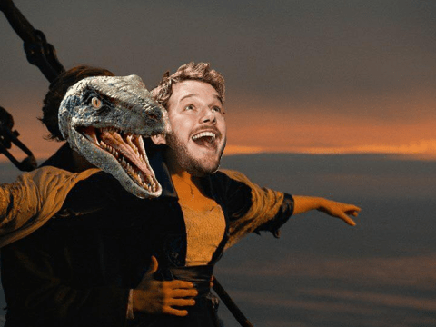 Chris Pratt challenges his fans to Photoshop him and they respond perfectly