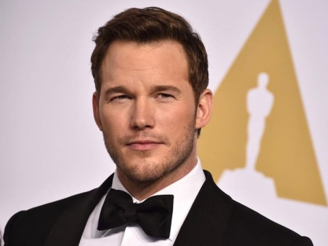 Chris Pratt is unrecognisable with a fake beard but here's some inspiration if he decides to grow a real one