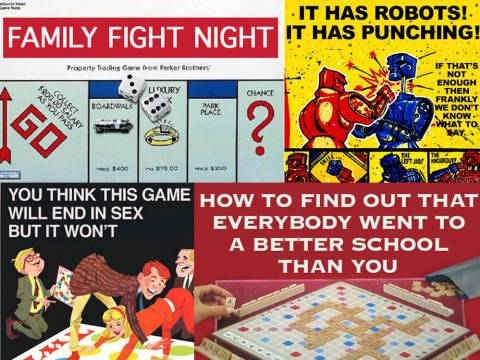 Your favourite retro games renamed with the titles they really deserve
