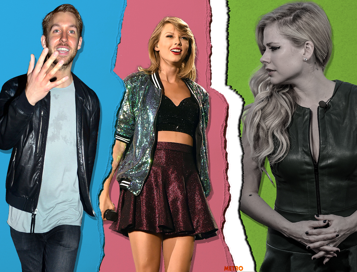 Avril Lavigne responds to Taylor Swift 'diss'