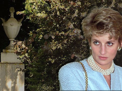 Diana's 'neglected' grave to get multi-million pound revamp