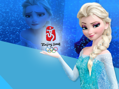 Beijing's Winter Olympics song sounds suspiciously similar to Frozen's Let It Go