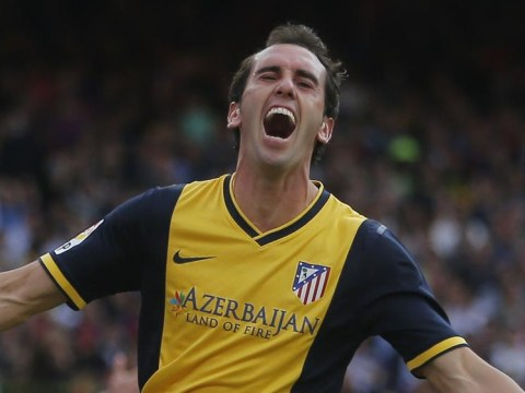 Atletico Madrid defender Diego Godin 'rejects huge offer to join Manchester City'