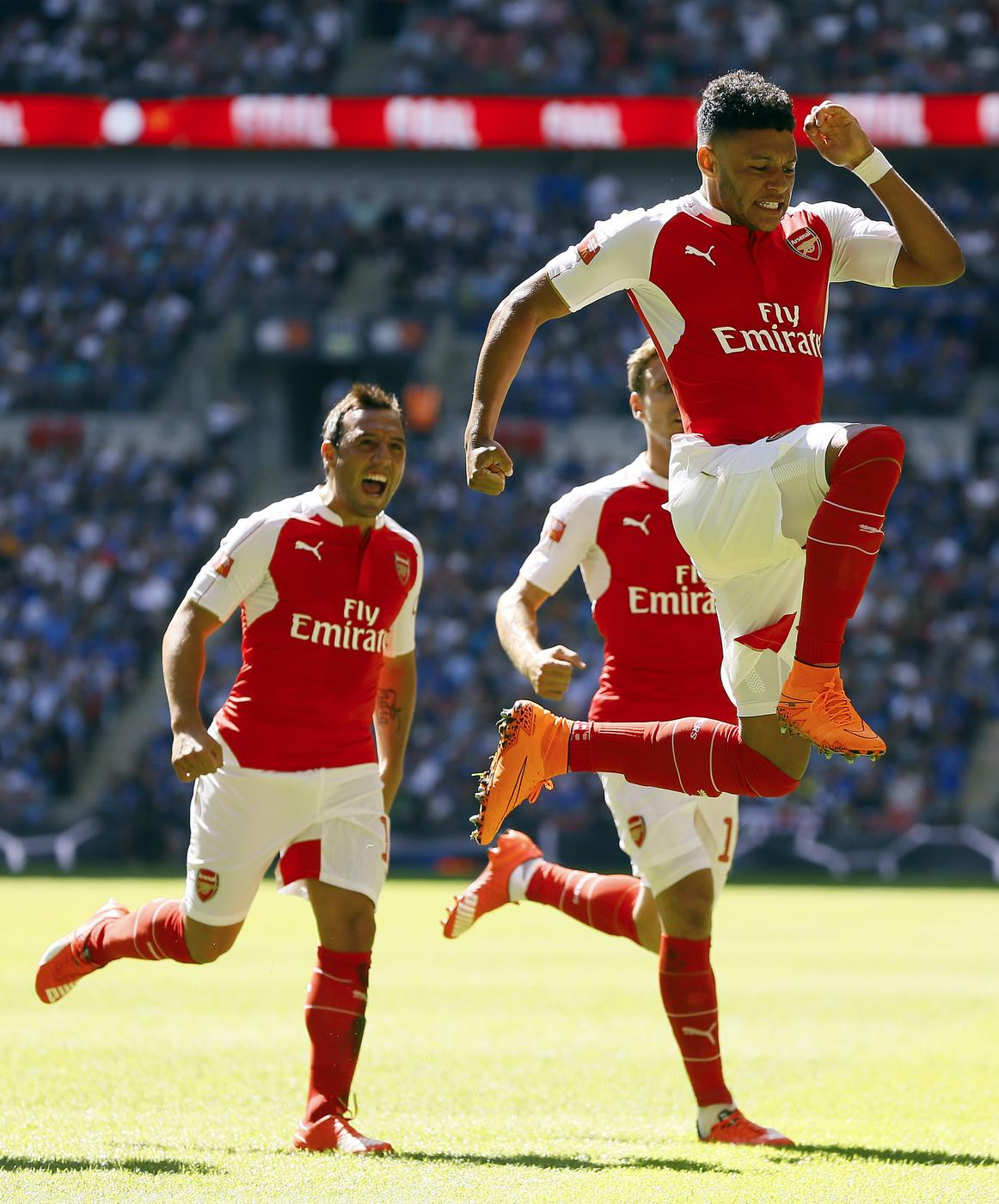 Could this be a career defining season for Arsenal's Alex Oxlade-Chamberlain?