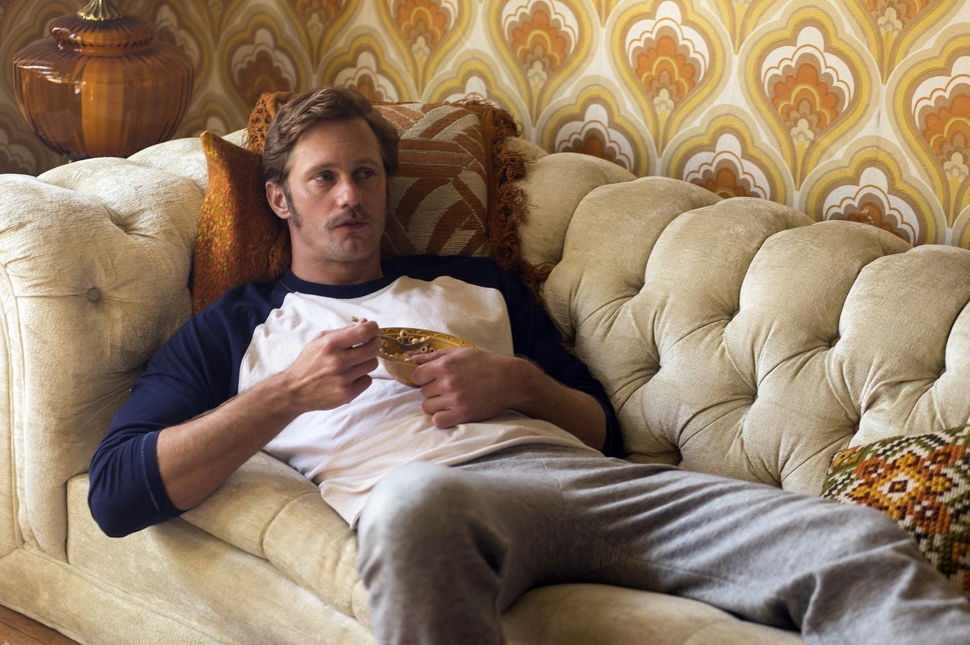 The Diary of a Teenage Girl star Alexander Skarsgard: Sex scenes are never uncomfortable for me