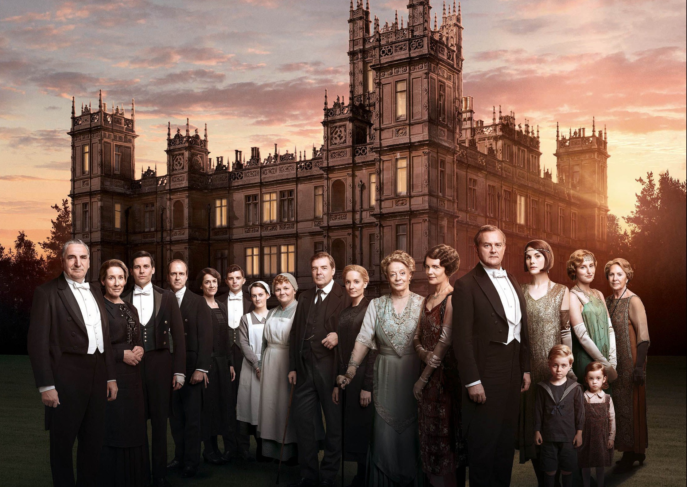 Downton Abbey season 6: Where did we leave the family and their servants?