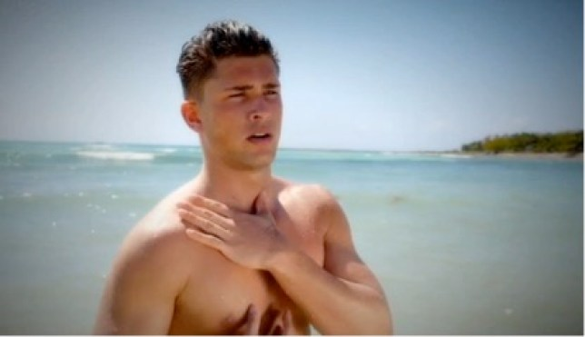 Ex On The Beach S3E1 (Picture: MTV)