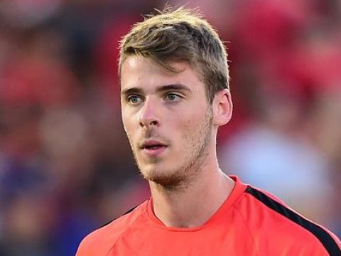 David De Gea 'forced to train with Manchester United reserves over transfer speculation'