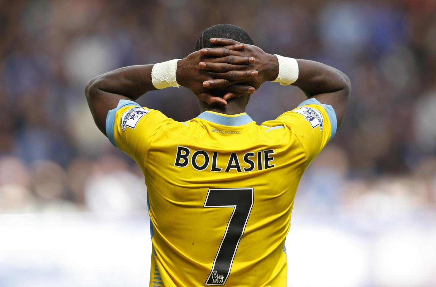 Crystal Palace's Yannick Bolasie would be 'foolish' to rule out a transfer to Tottenham