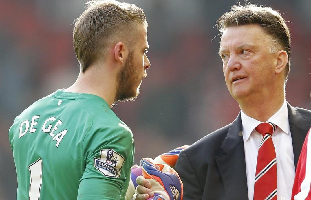David De Gea's position at Manchester United is 'untenable' after breakdown with Louis van Gaal
