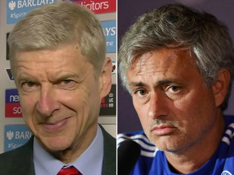 Arsene Wenger and Jose Mourinho set for round two as Arsenal boss appears to back Eva Carneiro