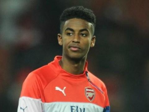 Arsenal's Gedion Zelalem completes season-long loan move to Rangers