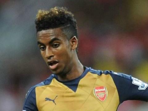 Arsenal's Gedion Zelalem 'set for loan transfer to Rangers'