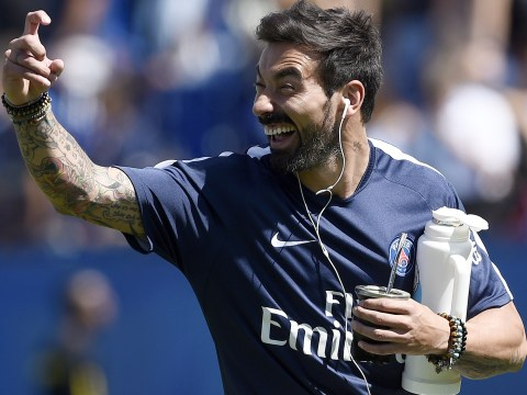Manchester United 'line up transfer of PSG attacker Ezequiel Lavezzi'