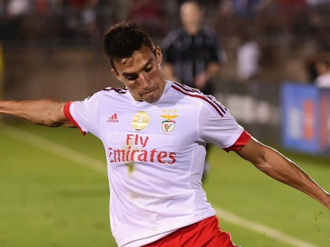 Nicolas Gaitan 'still on Manchester United transfer wish list, he's keen on move within Europe'