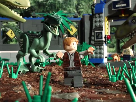 If you missed Jurassic World here's the film in 90 quick seconds