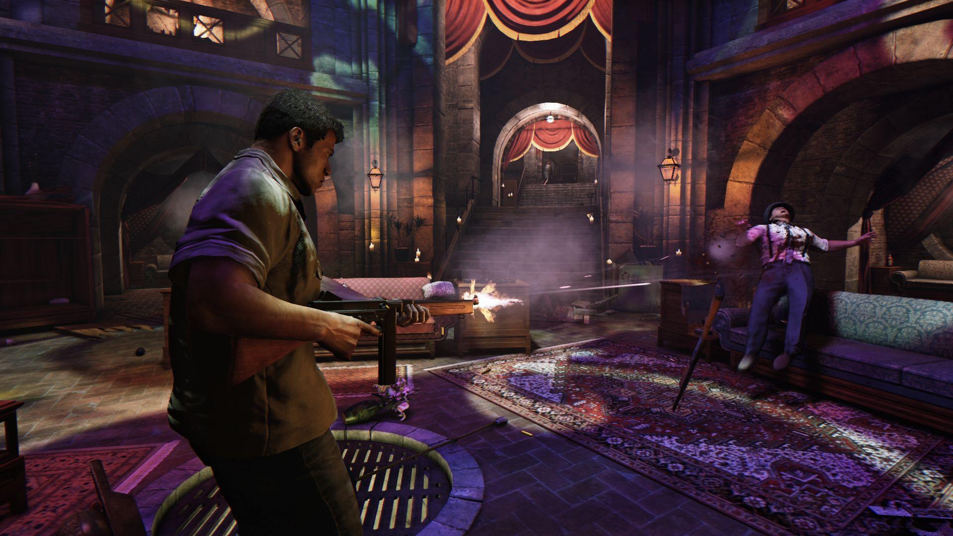 Mafia III - very much not a GTA game