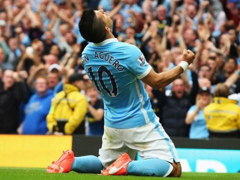 PSG 'eye Man City star Sergio Aguero as alternative to Ronaldo and Messi'