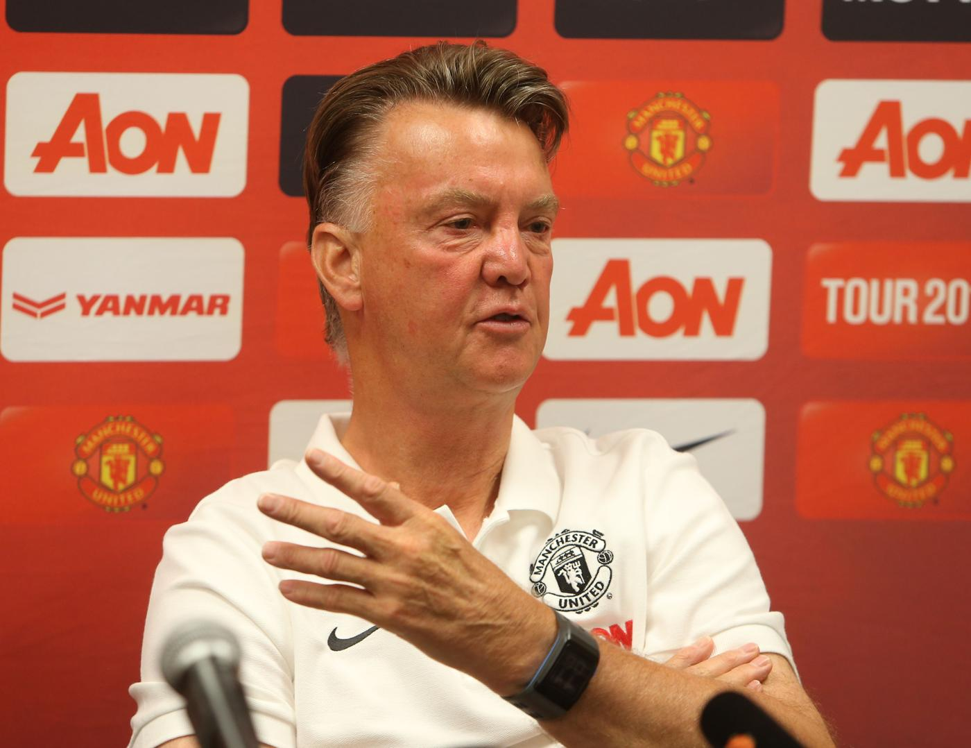 Can Manchester United's Louis van Gaal and Liverpool's Brendan Rodgers handle the pressure?