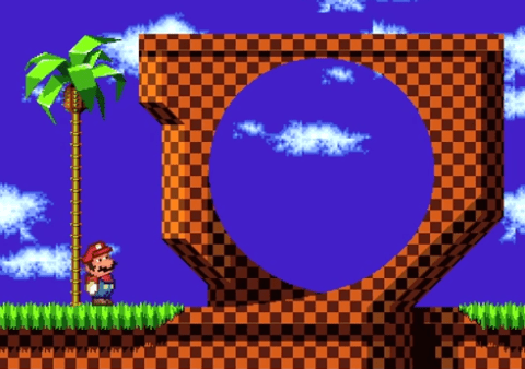 This video proves once and for all why Sonic is better than Mario
